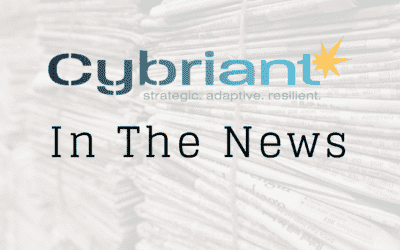 Cybriant in the News: 10 bad habits cybersecurity professionals must break