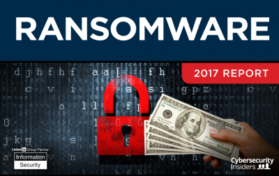 2017 Ransomware Report from Cybersecurity Insiders