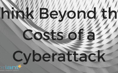 Think Beyond the Costs of a Cyberattack