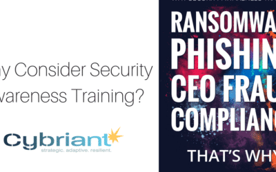5 Reasons to Consider Security Awareness Training