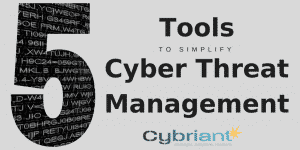 cyber threat management