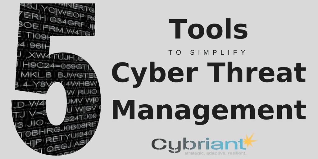 cyber threat management