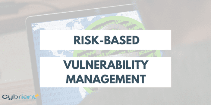 risk-based vulnerability management