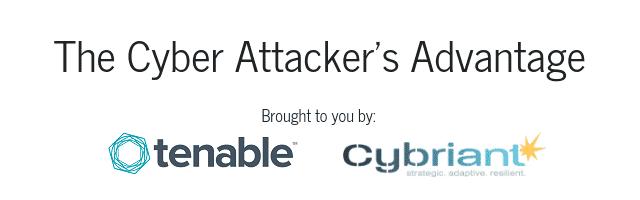 cyber attacker's advantage