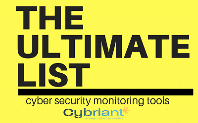 The Ultimate List of Effective Cyber Security Monitoring Tools